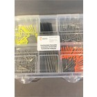 Assortment of fixing pins
