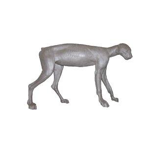 Rode Lynx - Life size 2