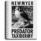 Predator Taxidermy by Frank Newmyer (english)