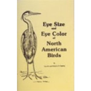 Eye size & eye color of North American Birds