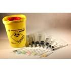 Starterkit injection materials