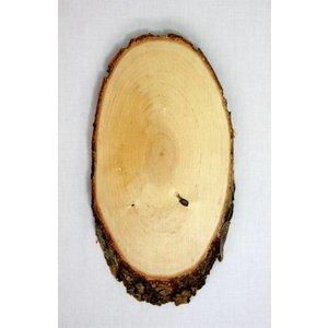 Trofeeplank uit berkenhout