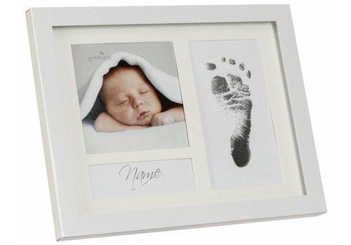 3D Hand Design® First Steps Cadre métallique avec Magic Footprint Special Set