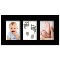 Baby gallery frame met Magic Footprints afdrukset