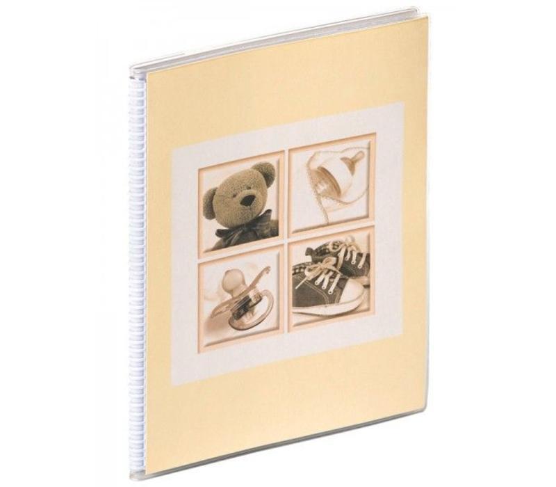 "Minialbum ""Sweet Things"" für 40 Fotos im Format 10 x 15 cm"
