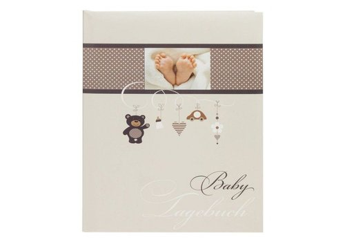 "Goldbuch Babytagebuch ""Little Mobile"""