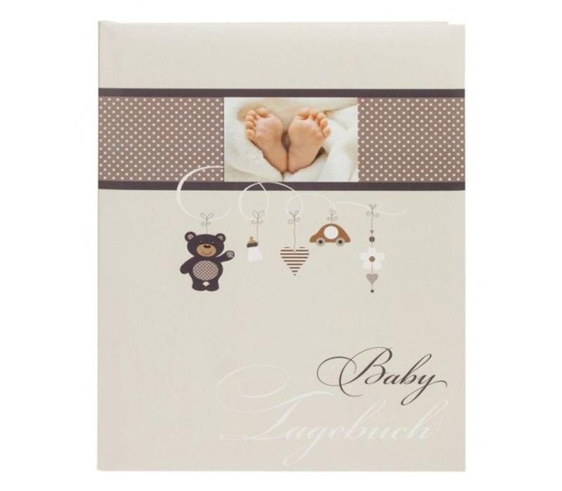 "Babytagebuch ""Little Mobile"""