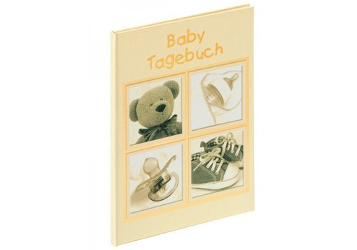 "Walther Design Babytagebuch ""Sweet Things"""