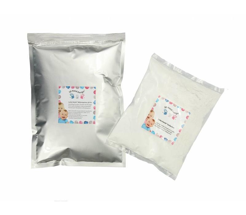 Lucky Hands® Kits moulage pour bébés et tout-petits