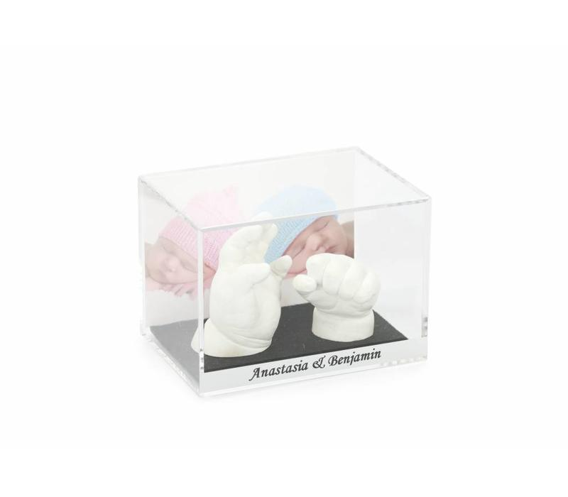 Lucky Hands® Acrylic display case