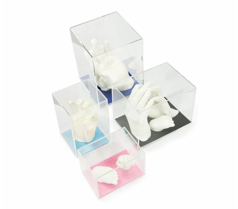Lucky Hands® Acrylglasvitrinen