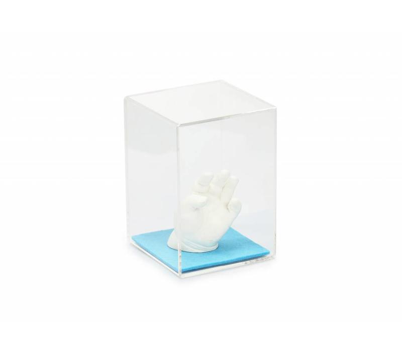 Lucky Hands® Vitrinas de vidrio acrílico