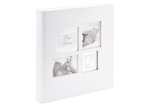 """Walther Design Album voor baby's """"Little Foot"""""""