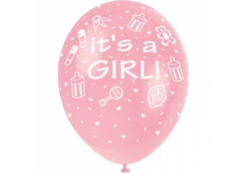 "Luchtballon ""It's a Girl"""