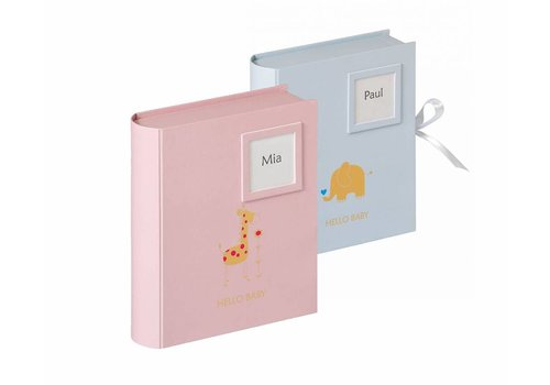 "Walther Design Baby Collection Box ""Baby Animal"""
