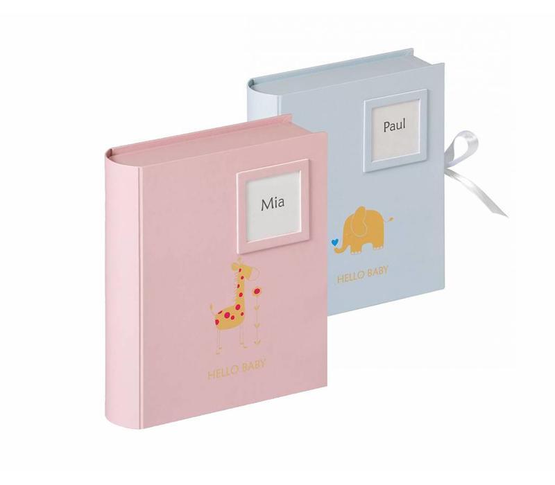 """Cajas de recuerdos de bebé """"Baby Animal"""""""