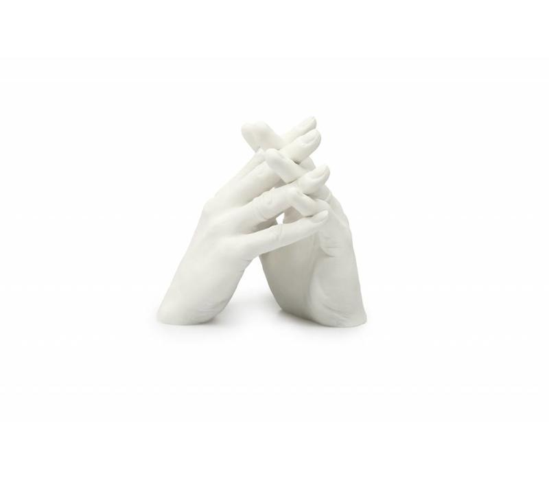 "Lucky Hands® Abformsets ""Family & Wedding Hands"""