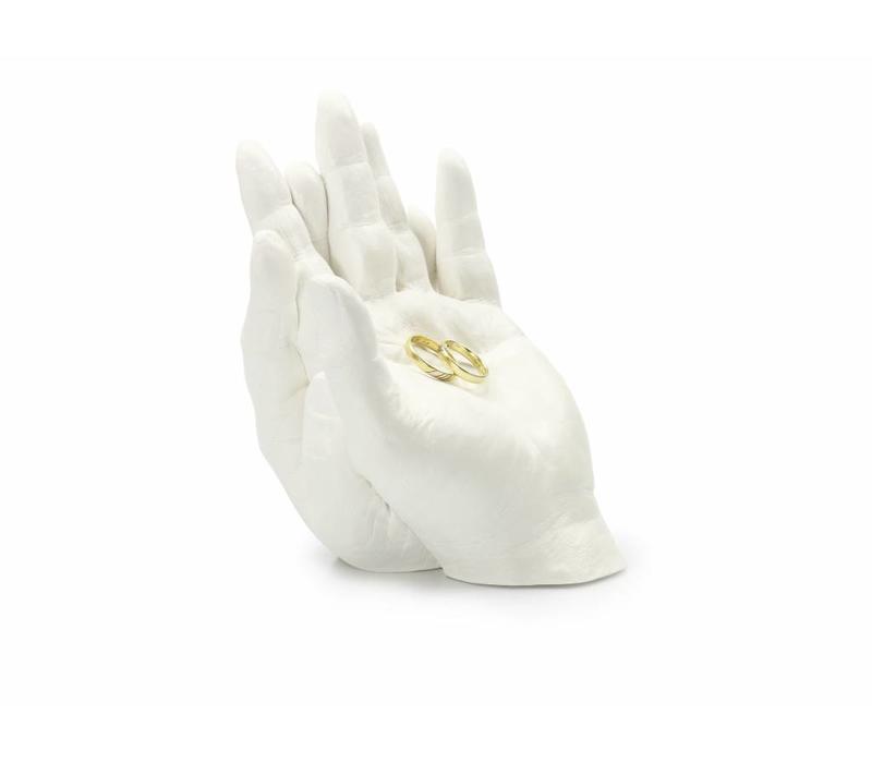 "Kit per impronte Lucky Hands® ""Famiglia & Matrimoni"""