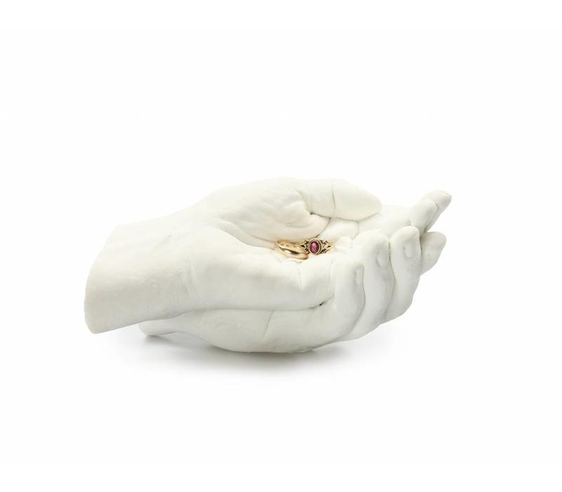 """Lucky Hands® Afformningssæt """"familie & bryllup hænder"""""""
