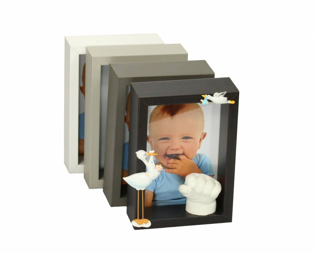 Kleine 3D Kreativ Galerie Rahmen - 3D Hand Design