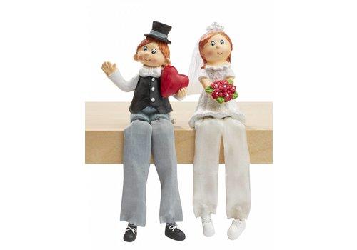 CREApop® Bruiloftspaar II