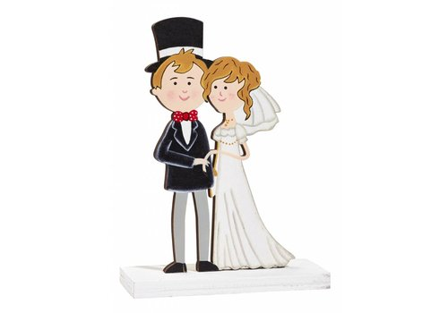 CREApop® Couple de mariage II