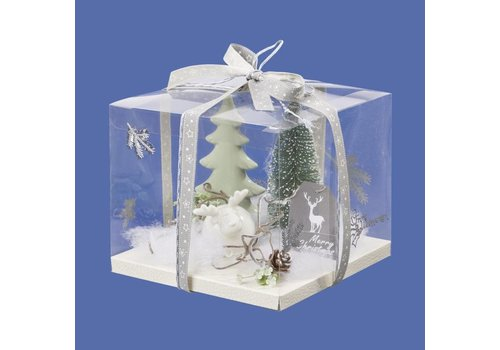 CREApop® Box für Geld- u. Gutscheingeschenke I
