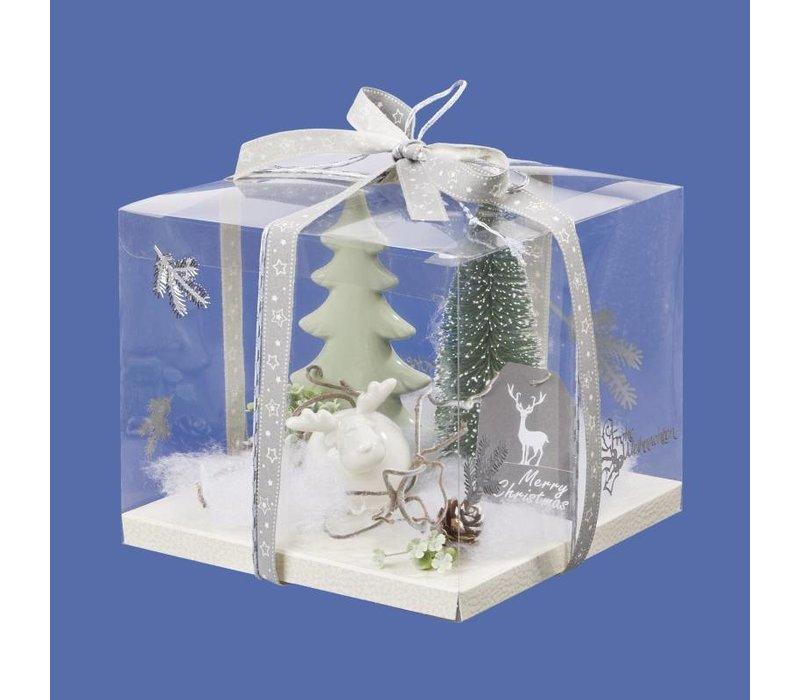 Boîte pour les cadeaux en espèces et les coupons I