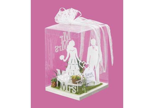 CREApop® Boîte pour les cadeaux en espèces et les coupons II