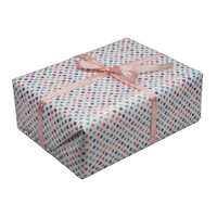 "gift wrapping paper ""Hello Baby"""