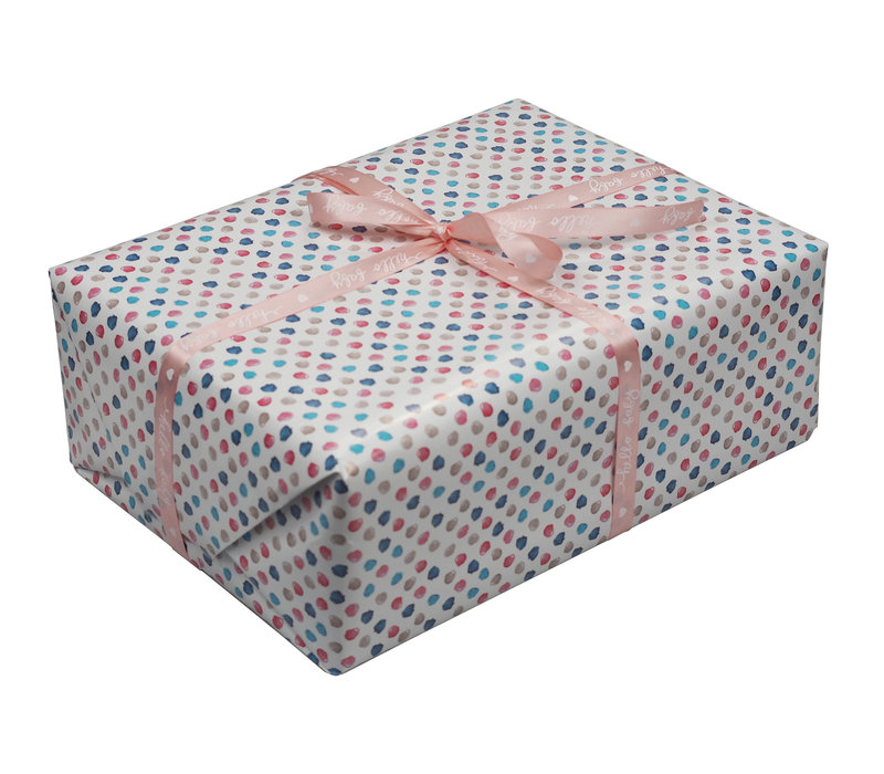 "gift wrapping ""dots"""