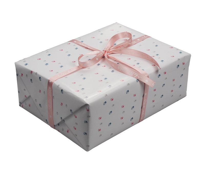 "emballage cadeau ""mains"""