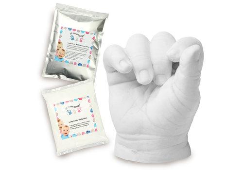 Lucky Hands® Set di impronte per neonati e bambini piccoli