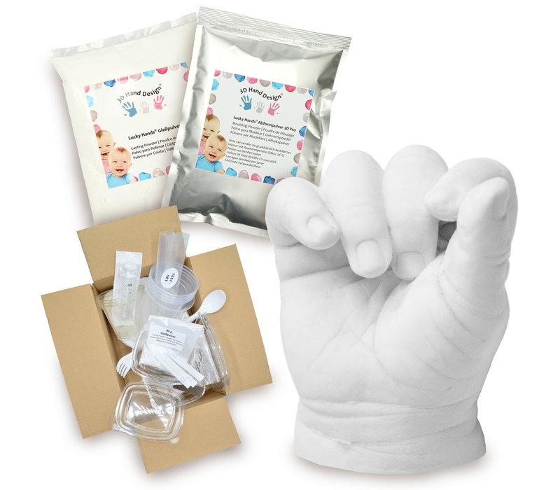 Lucky Hands® Kits de moldear para bebés y niños pequeños
