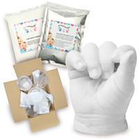 Lucky Hands® Abformsets für Babys und Kleinkinder