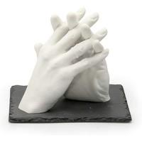 """Lucky Hands® Afformningssæt """"familie & bryllup hænder"""" DUO"""