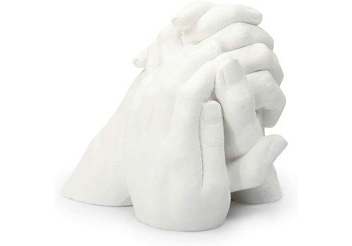 """Lucky Hands® Kit per impronte """"Famiglia"""" TRIO"""
