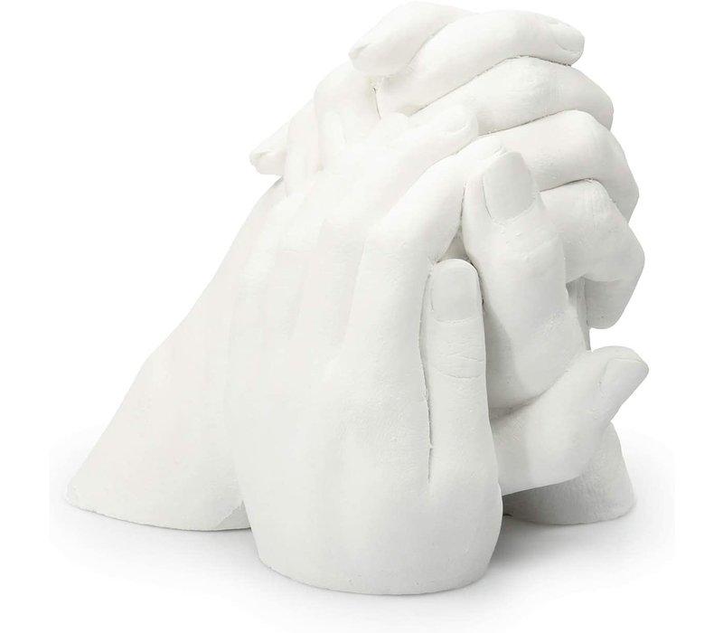 """Lucky Hands® Afdrukset """"Family"""" TRIO"""