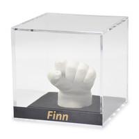 Lucky Hands® Acrylglaswürfel mit Beschriftung