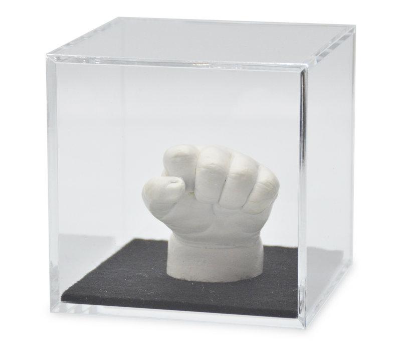 Lucky Hands® Acrylic cube