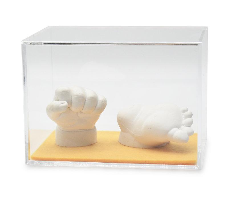Lucky Hands® Akryl display taske