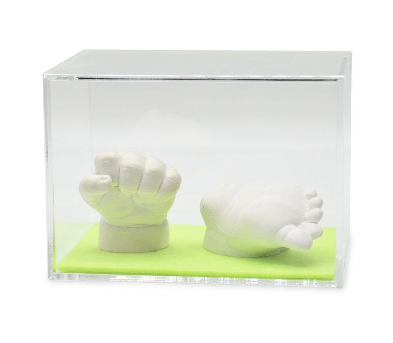 Lucky Hands® Acrylic display case