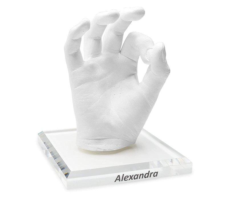 Lucky Hands® Acrylic glass base