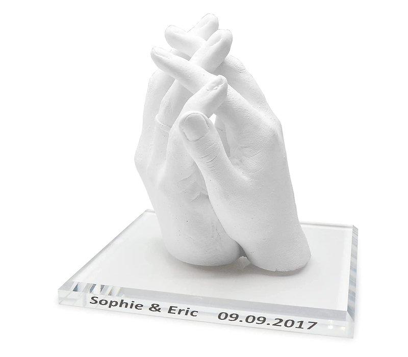 Lucky Hands® Basis van acrylglas