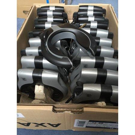 AXA Ringslot Defender met ART-2 keurmerk (zwart/zilver)