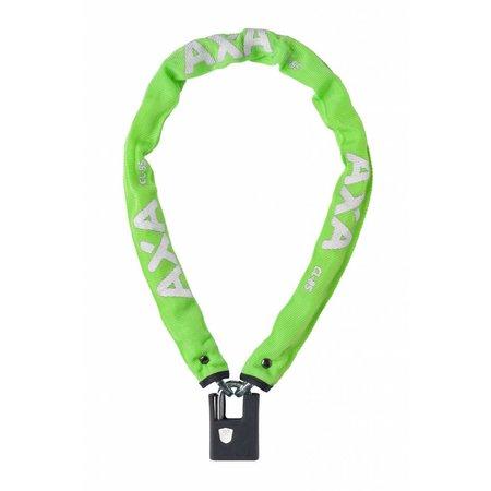 AXA Kettingslot Clinch+ 85CM Groen