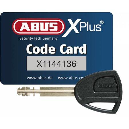 ABUS Schijfremslot Granit Detecto X Plus 8077 alarm ART 4 Geel