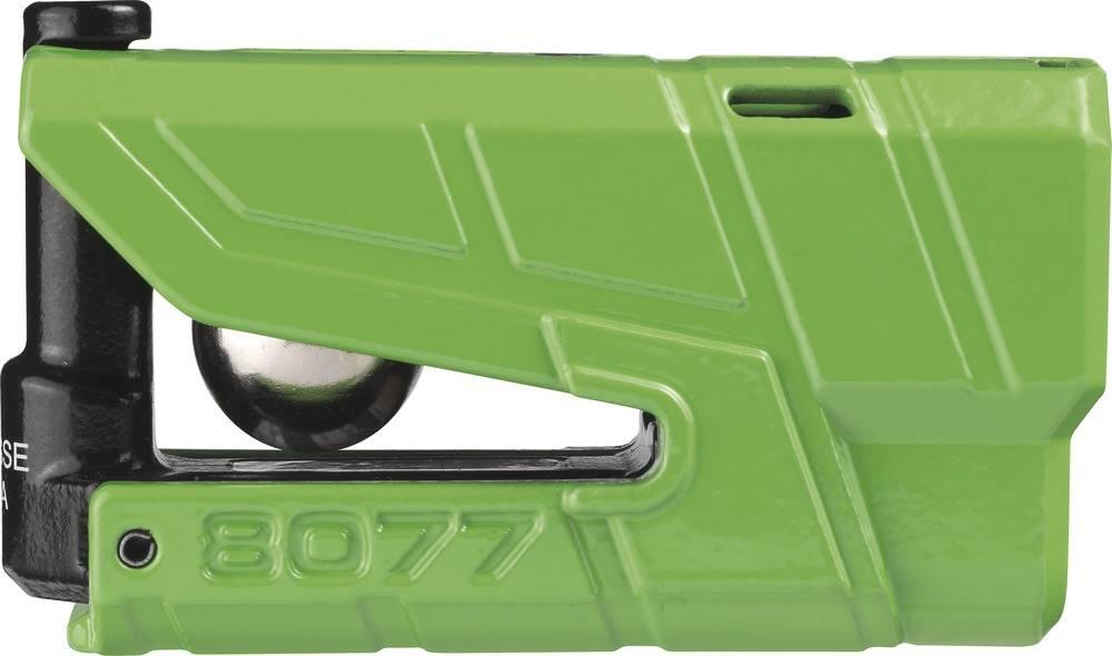 Schijfremslot Granit Detecto X Plus 8077 alarm ART 4 Groen