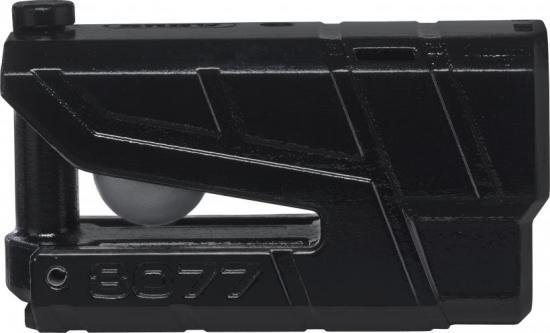 Schijfremslot Granit Detecto X Plus 8077 alarm ART 4 Zwart
