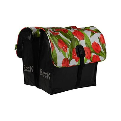 Beck Small Tulips Red